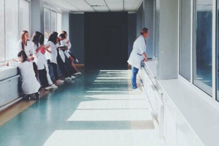 Disinfezione strutture sanitarie