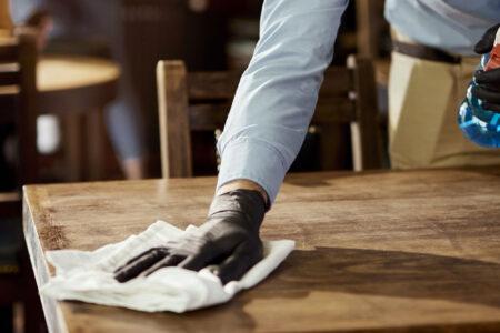 Disinfezioni ristoranti
