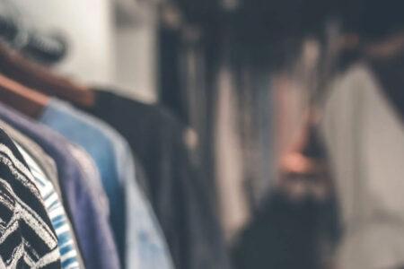 Magazzino e stoccaggio abbigliamento