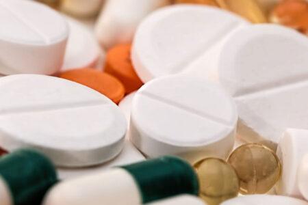 Magazzino e stoccaggio prodotti farmaceutici