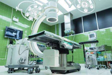 Sanificazione strutture sanitarie